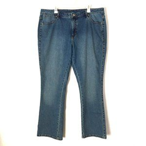 Wrangler Jeans Aura Stretch Size 20 40x32 Hi-Rise